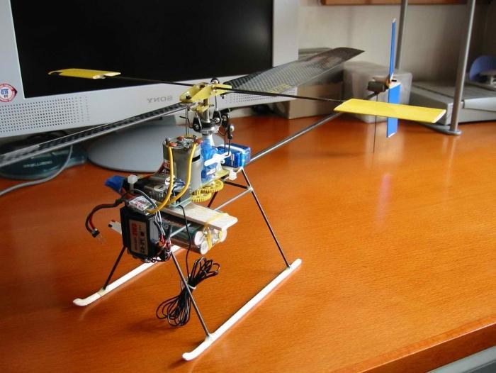 Радио управляемыми модели самолетов своими руками