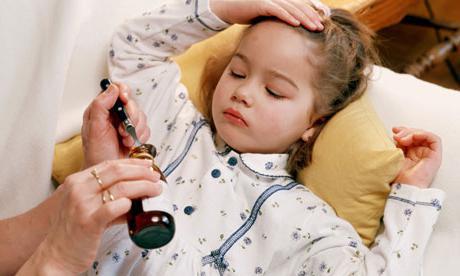 в детскому саду часто болеет ребенок