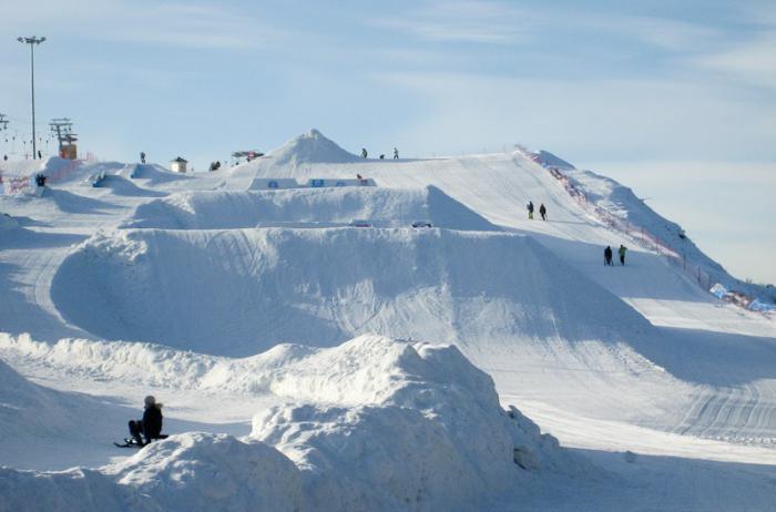 лисья гора горнолыжный курорт
