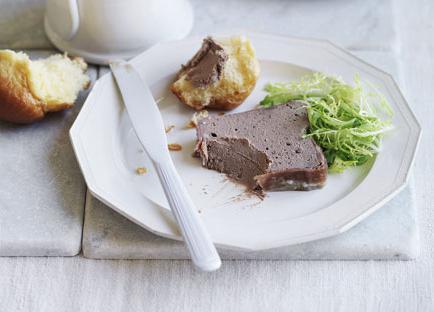 печеночный паштет из свиной печени рецепт