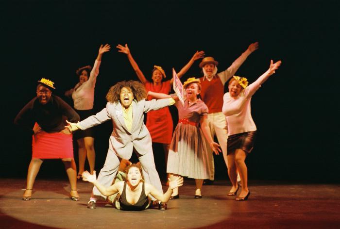 Синтез искусств в театре