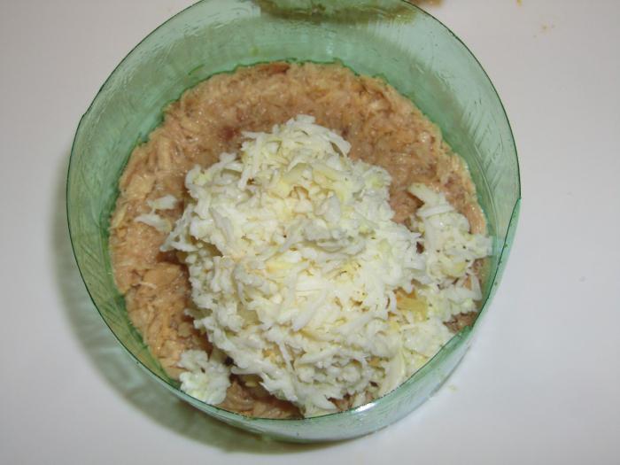 мимоза рецепт с тунцом
