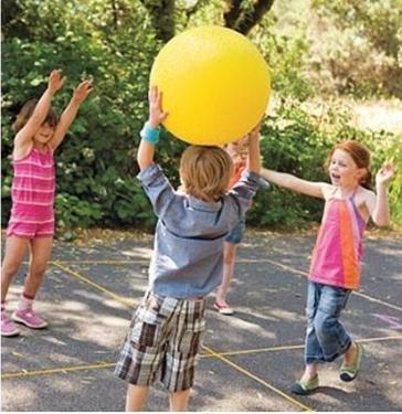 игры с детьми в лагере
