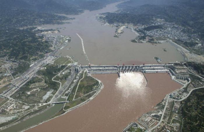 самые большие ГЭС в мире сооружения