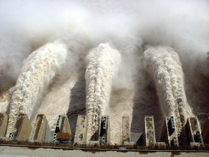 самая мощная ГЭС в мире