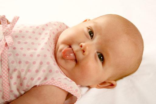 умения ребенка в 3 месяца
