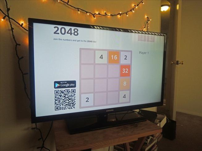 игра 2048 онлайн