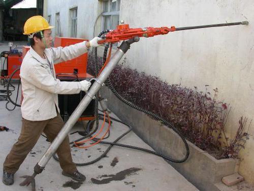 ремонт отбойных молотков пневматических