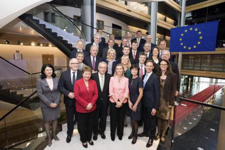Европейская комиссия, ООН