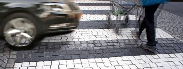 обязанности пешехода на дороге