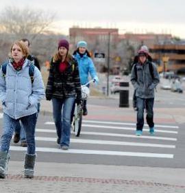 основные обязанности пешехода