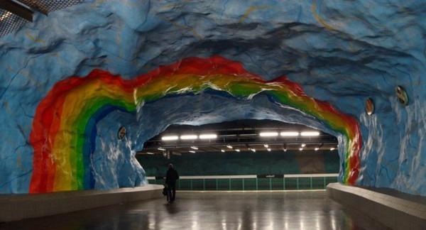 Самое длинное метро в мире