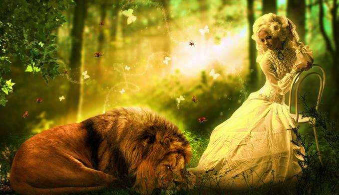 как вести себя с мужчиной львом 10 заповедей
