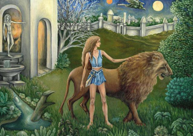 как вести себя с мужчиной львом женщине козерогу