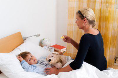 у ребенка понос после антибиотиков