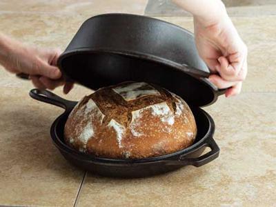 Как готовить хлеб на закваске в духовке