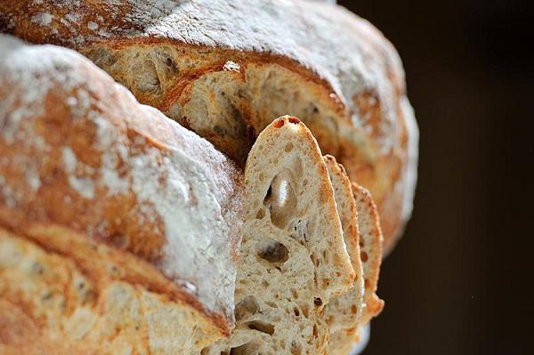 Как испечь хлеб на закваске в духовке
