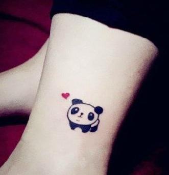 значение тату панда