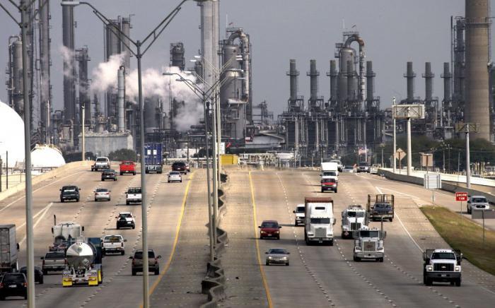 нефтяные компании России