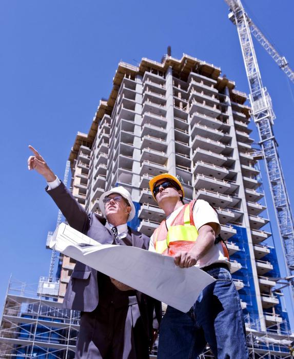 строительные компании России