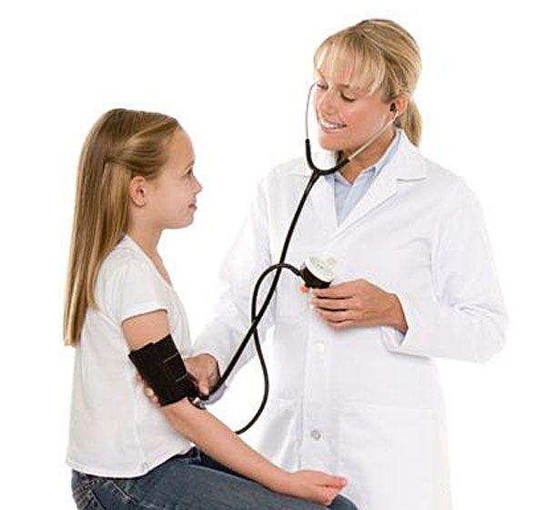 давление у детей 10 лет норма пульс