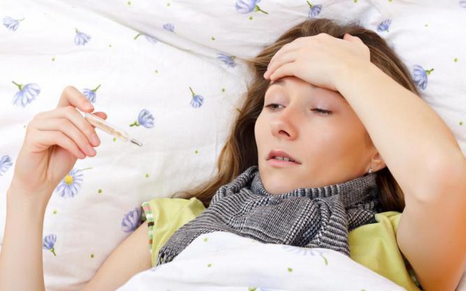цитомегаловирусная инфекция симптомы у женщин