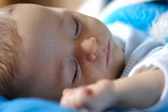 Незрелый мозг у новорожденных