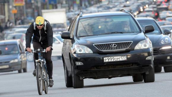 обязанности велосипедиста на дороге