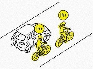 обязанности велосипедиста пдд 2014