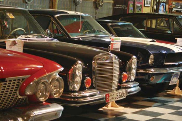 музеи ретро автомобилей