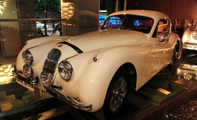 музей ретро автомобилей в зеленогорске