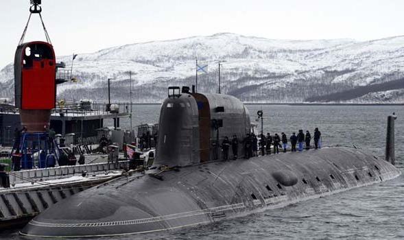 База подводных лодок