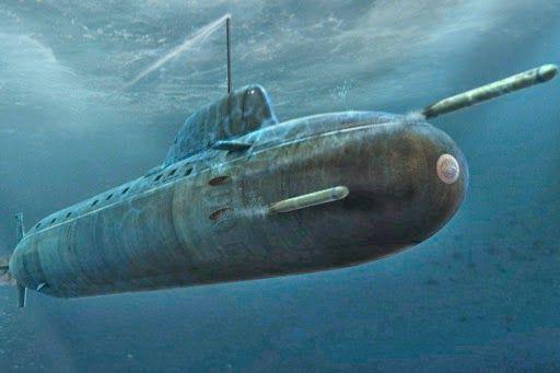 Глубина подводной лодки