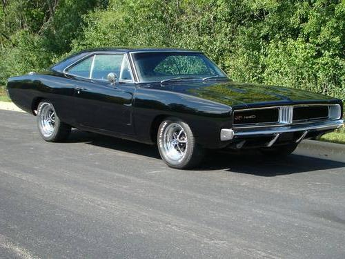 dodge charger 1969 характеристики