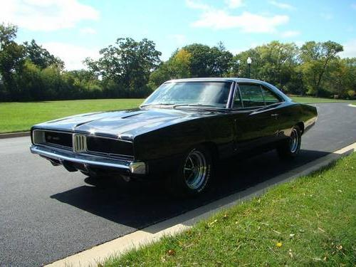 1969 dodge charger