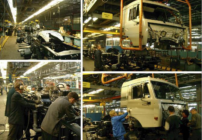 Машиностроительные заводы России список