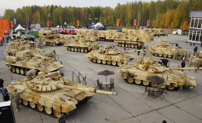 крупные машиностроительные заводы России