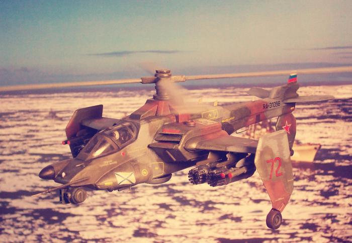вертолет ми-62