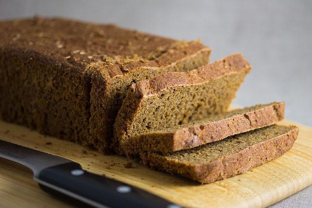 Ржаной хлеб: рецепт