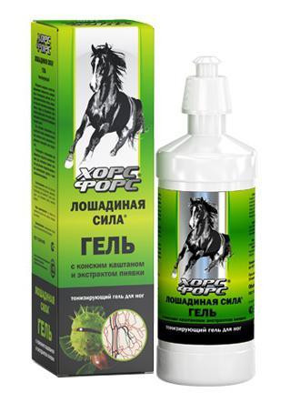 гель лошадиная сила для похудения отзывы