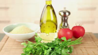 Ливанский салат Табуле