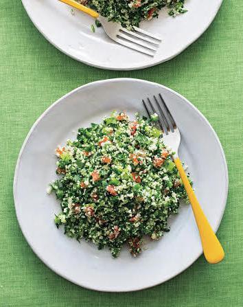Арабский салат Табуле