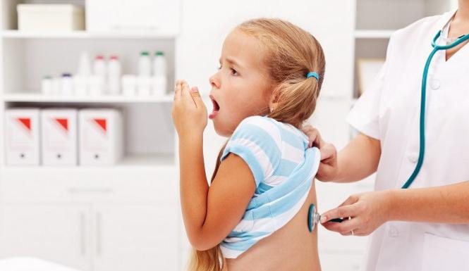 сухой кашель у детей 2 лет