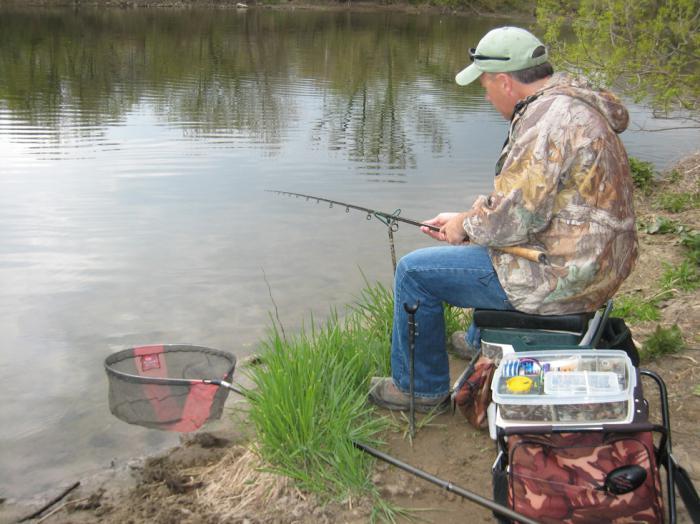 Что нужно на рыбалку весной