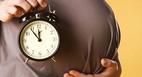 25 недель беременности как расположен плод