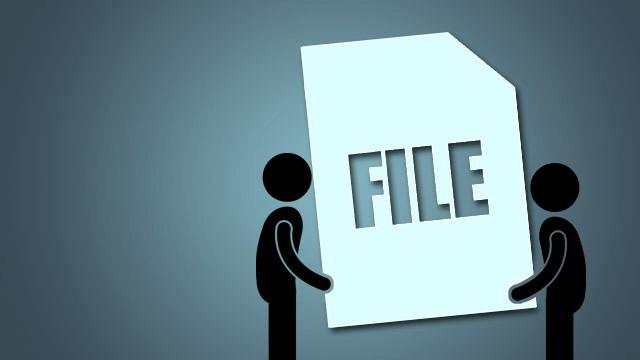 загрузить файл большого размера