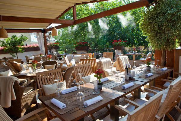 Ресторан с верандой в москве для свадьбы