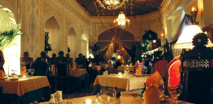 Ресторан в москве с террасой