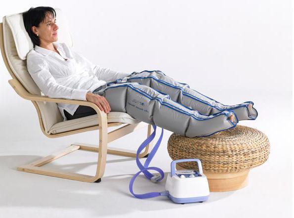Аппараты прессотерапии в домашних условиях