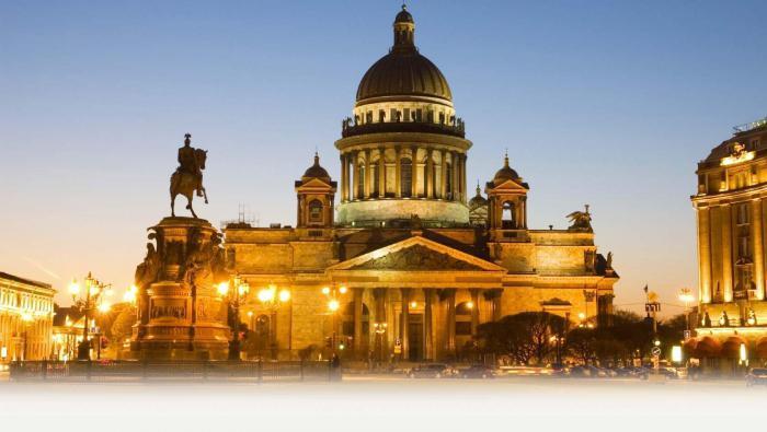 история создания санкт петербурга кратко